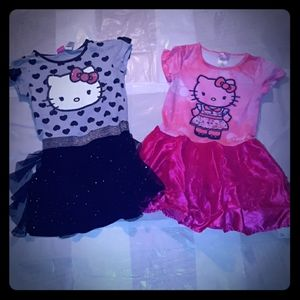 Hello Kitty Dresses size 10-12